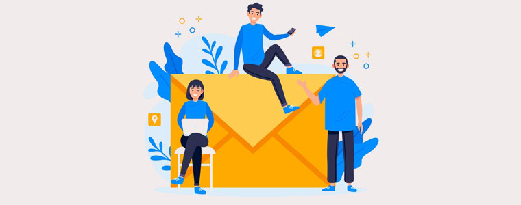 customized email templates