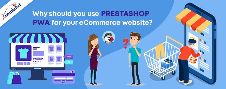 Prestashop eCommerce PWA Mobile App
