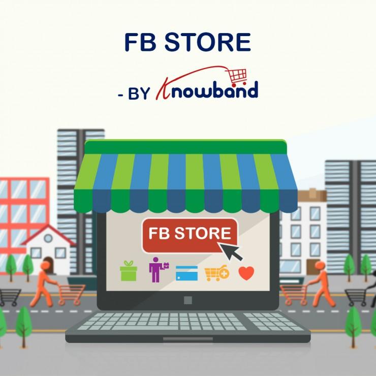 Prestashop FB Store addon