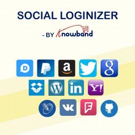 Prestashop Social Login module